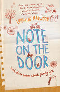 Note on the Door and Other Poems about Family Life, by Lorraine Marwood