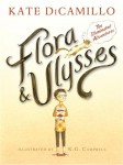 Flora and Ulysses - The Illuminated Adventures cover