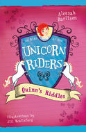 Unicorn Riders Book 1: Quinn's Riddles